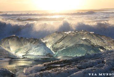 Islandia na (przedłużony) weekend.   Magiczne południe.